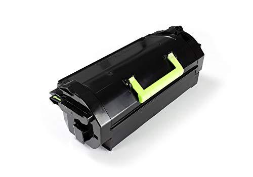 Green2Print Toner schwarz 25000 Seiten ersetzt Lexmark 52D0HA0, 522HA, 52D2H00, 522H, 52D2H0E, 522E passend für Lexmark MS710DN, MS711DN, MS810N, MS810DN, MS810DE, MS810DTN, MS811N, MS811DN, MS81