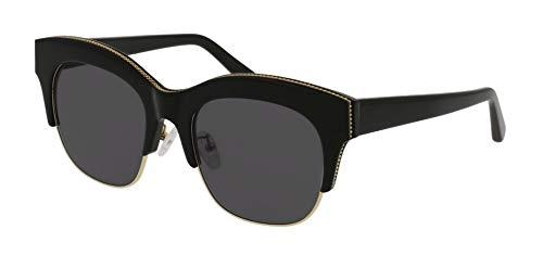 Stella McCartney SC0075S 002 Gafas de sol, Negro...
