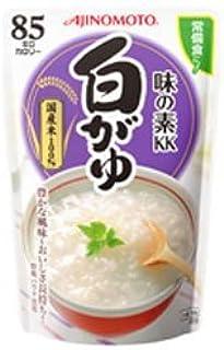 味の素 味の素KKおかゆ 白がゆ250gパウチ×27袋入×(2ケース)