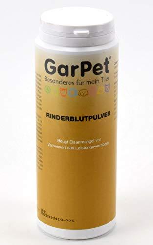 Rinderblut Pulver 250g Hunde Katzen Trockenblut Rind Barf Fütterung Ergänzung