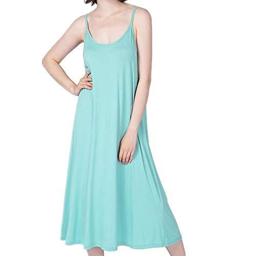 Señoras reloj camisón pajs casual elástico algodón pajs servicio hogar