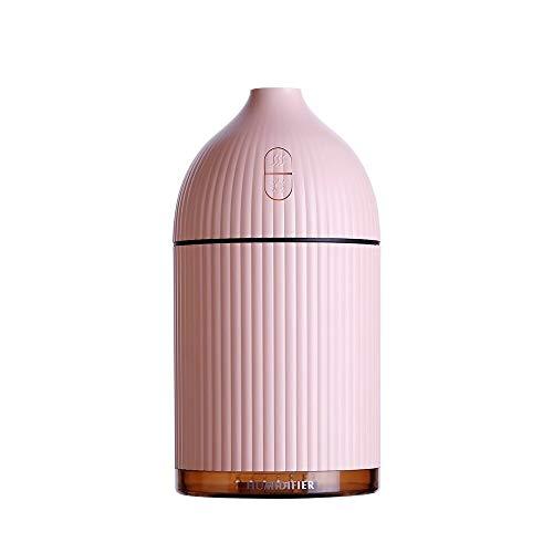Humidificadores para el hogar 300 ml humidificador de aire ultrasónico USB aroma difusor de aceite esencial incorporado en tabletas de aroma para el purificador de aire de la casa de la oficina del au