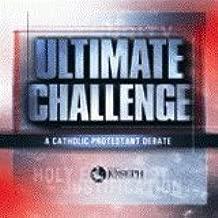 ULTIMATE CHALLENGE:A CATHOLIC -PROTESTANT DEBATE W/SCOTT HAHN*FR. MITCH PACWA*FR. BENEDICT GROESCHEL: ST. JOSEPH COMMUNICATIONS 3-DISC DVD