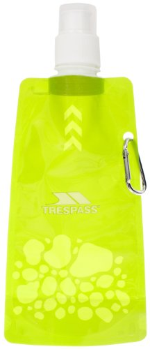 Trespass Hydromatic Botella, Unisex, Verde (grn), 0.48 l