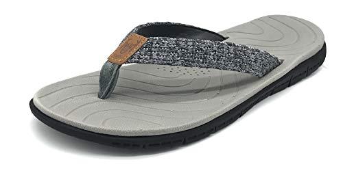 KUAILU Women#039s NonSlip Casual Flip Flop Thong Sandals