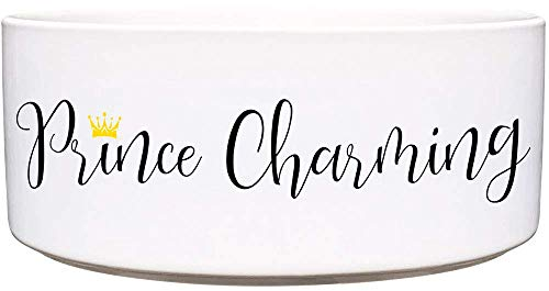Cadouri Keramik Hundenapf Futternapf PRINCE CHARMING - 1.300 ml