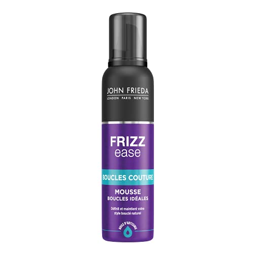 JOHN FRIEDA Frizz Ease Mousse Boucles Idéales -...