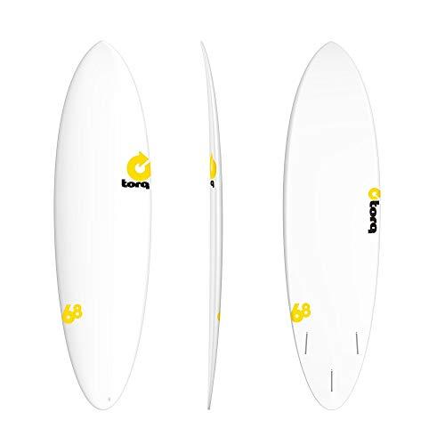 TORQ Tabla de surf Epoxy TET Rental 6.8 Funboard
