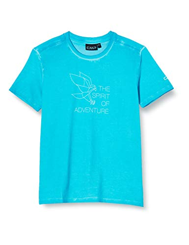 CMP Stretch Dyed Jersey T-Shirt Camiseta Chico