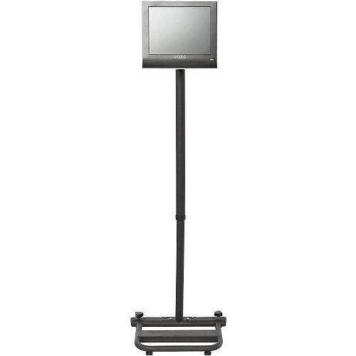 Buy Discount Invu 15-Inch LCD TV with Built-In DVD Player and Stand