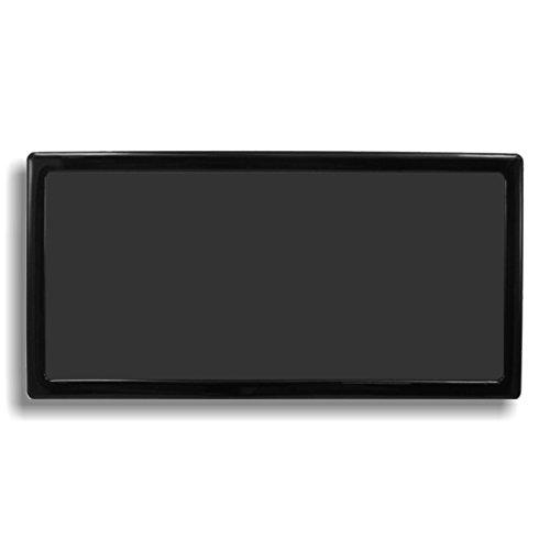 DEMCiflex Staubfilter für Corsair Carbide 300R, Top, schwarzer Rahmen, schwarzes Netz