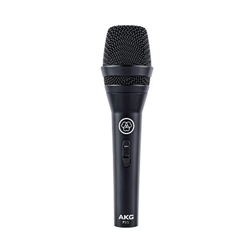 AKG P3S Dynamic Microphone, Cardioid