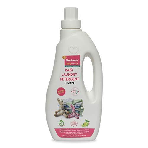 Morisons Baby Dreams Baby Laundry Detergent - 1 Lt