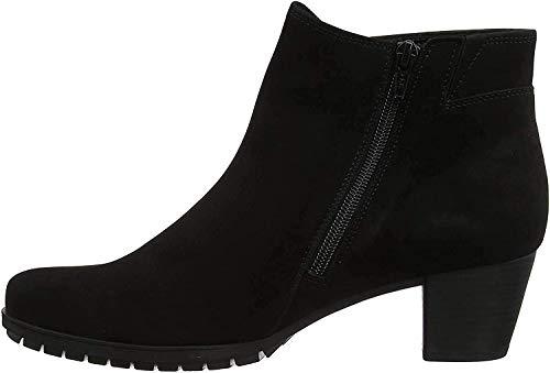 Gabor Shoes Damen Comfort Basic Stiefeletten, Schwarz (Schwarz (Micro) 47), 39 EU