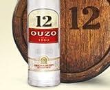 6 x Ouzo 12 Original 12-0,7 L 38%