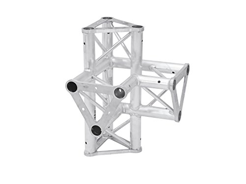 Alutruss Trisystem 60205410 Pac-45 4-Wege-Winkel/L + H