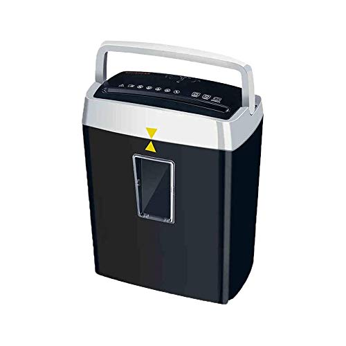 Sale!! LKNJLL 6-Sheet Cross-Cut Paper Shredder,Shredders for Small Office & Home Use,4-Minute Contin...