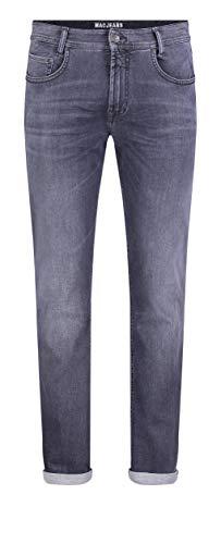 MAC Jeans Herren MACFLEXX Straight Jeans, Grau (Authentic Dark Grey H849), 38W / 32L