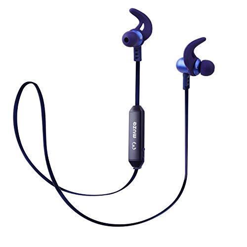 Muze Capsule Bluetooth in-Ear Earphone with Mic (Purple)