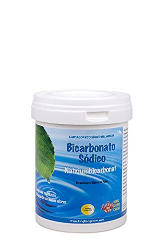 BICARBONATO DE SODIO 1 KG - Limpiador Ecológico Hogar