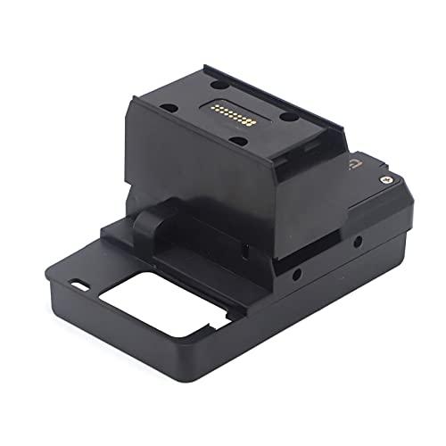 FangFang Soporte de navegación Piezas de la Motocicleta Titular de teléfono inalámbrico y USB Monte Stand Fit para BMW R1200RT R1250RT 2014-2020 (Color : Only USB Charging)