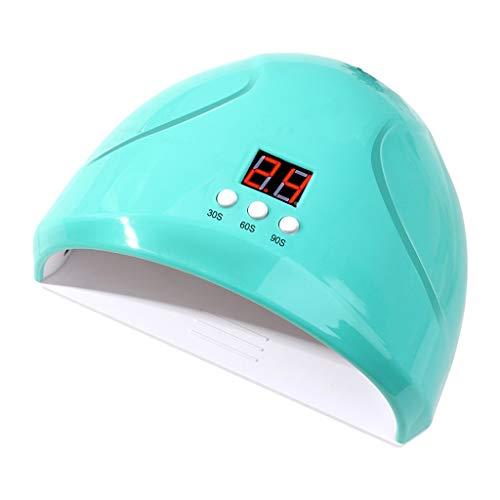 Toamen Lampe de manucure Lampe à ongles intelligente à induction USB 36W