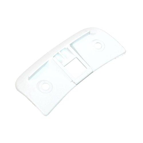 Beko C00201014 - Accesorios para lavadora/puertas/Creda Electra Eurotech Hotpoint lavadora White Door Latch Cover