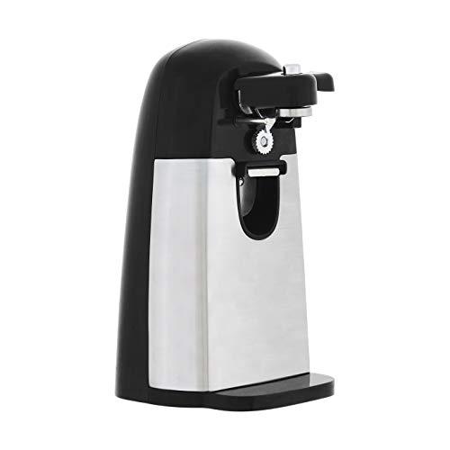 Apriscatole elettrico, per lattine di dimensioni standard
