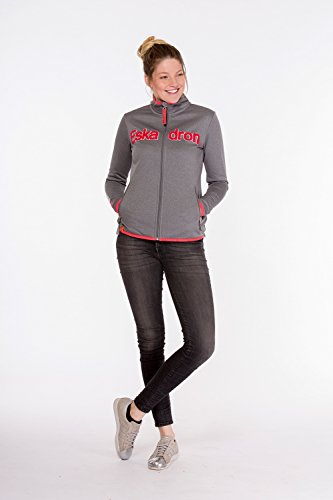 Eskadron Equestrian.Fanatics - Women Fleece Zip Shirt NICKY