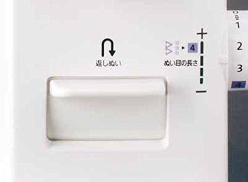 ジューキ(JUKI)電子ミシン取扱説明DVD付きHZL-40