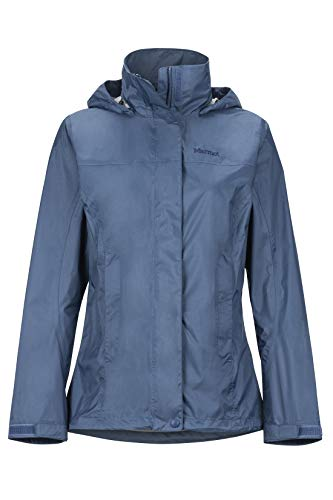 Marmot Wm's Precip Eco Jacket Hardshell regenjas, winddicht, waterdicht, ademend