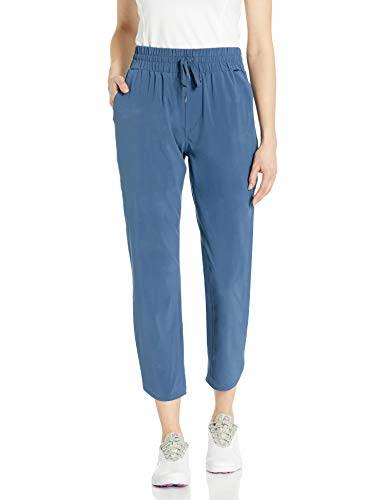 PUMA - Golf-Hosen für Damen in Dunkles Jeansblau, Größe XL