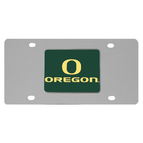 Siskiyou NCAA Oregon Ducks Steel License Plate