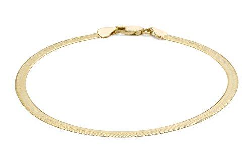 Carissima Gold Damen-Armband Gelbgold Gelb 19 cm 1.21.1172