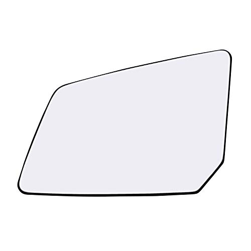 Left Hand Driver Side Mirror Assembly Plastic Backing Plate Compatible With...