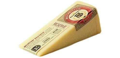 Sartori Gold Bellavitano Wedge, 5.3 Oz (Pack of 3)