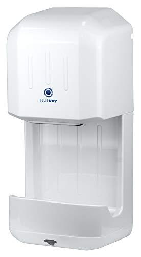 Bluetry - Secador de manos con tecnología de cuchillas de aire