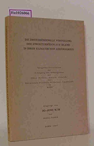 Die dreidimensionale Verteilung der Strukturböden auf Island in ihrer klimatischen Abhängigkeit. Dissertation, Univ. Bonn 1967.