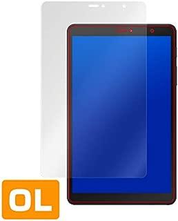 Galaxy Tab A with S Pen 8.0 (2019) 用 日本製 指紋が目立たない 反射防止液晶保護フィルム OverLay Plus OLGALAXYTABA82019/4