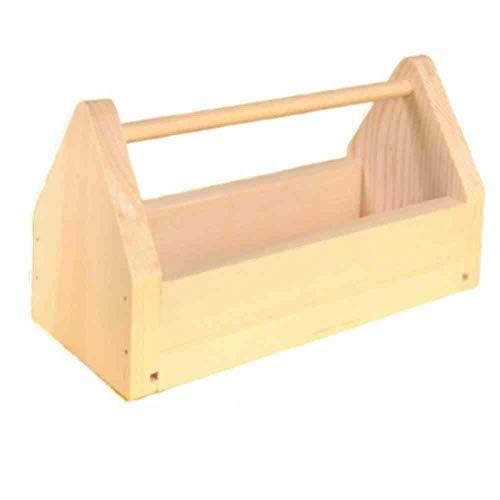Caja de herramientas de taller para niños