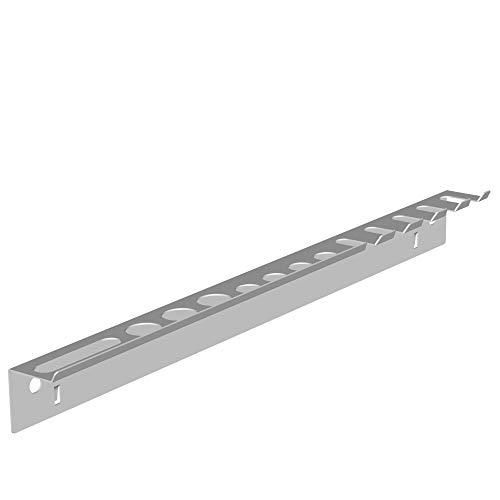 Preisvergleich Produktbild Werkzeughalter-Leiste einfach L360 mm weiss