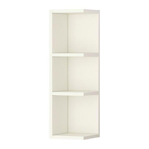 IKEA LILLANGEN -End Gerät weiß - 19x19x64 cm