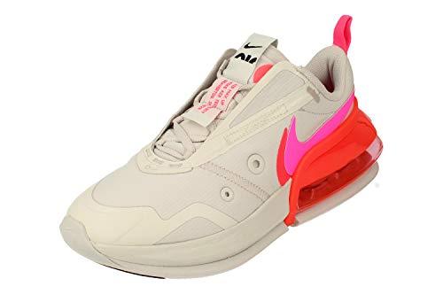 Nike Mujeres Air MAX Up Running Trainers CK7173 Sneakers Zapatos (UK 6 US 8.5 EU 40, vast Grey Pink Blast 001)