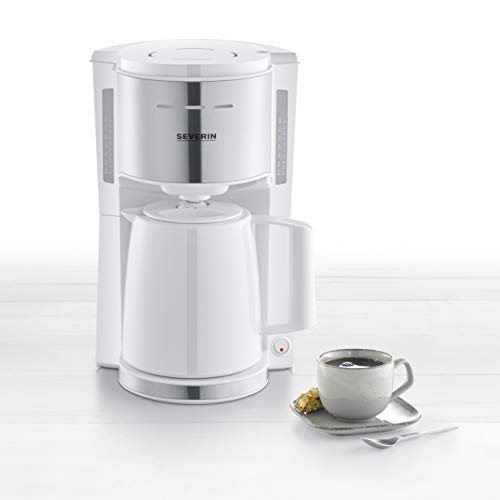Severin KA 9255 - Cafetera de filtro con jarra térmica