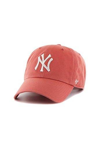 47marca MLB New York Yankees limpiar Pac–Isla Rojo