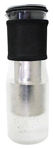 Vin Boeket FIA 129 Glazen Pot. Glas garefe met koelbuis