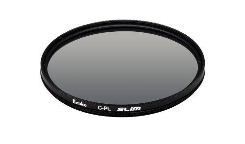 Kenko Smart Circular PL Slim Polarisationsfilter Gehäuse, 72 mm schwarz
