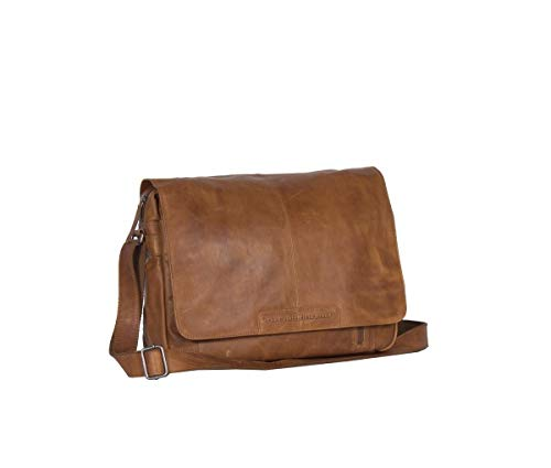 Chesterfield Leren Laptoptas 15,4 inch Richard Cognac