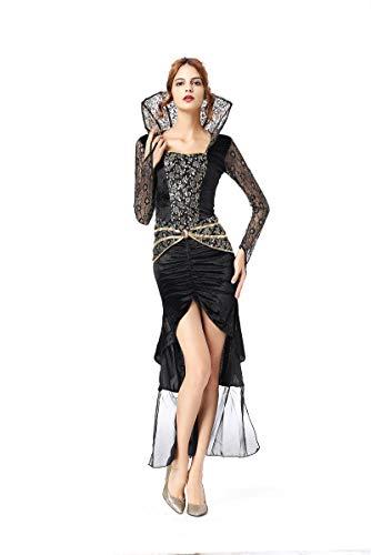 Zooma Alice im Wunderland Karneval Fasching Königin der Herzen Samt Kostüm