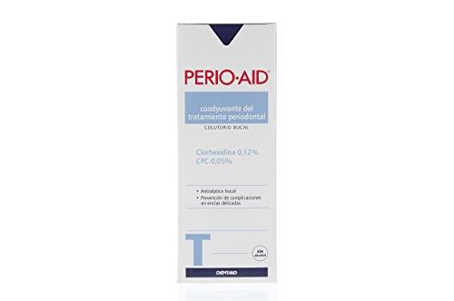 Perio aid colutorio tratam s/alc 500ml